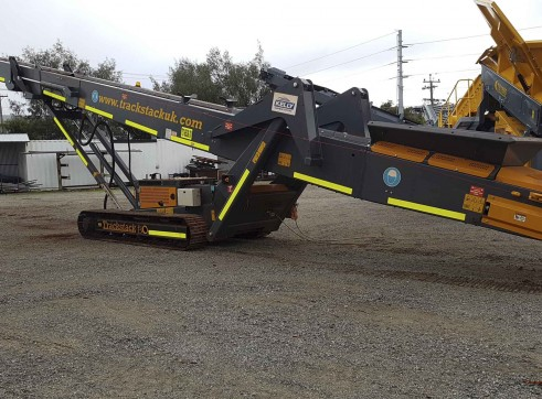 6536T - 18m Tracked Stacker - Available Immediately 1