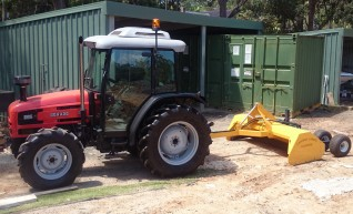 65hp Tractor 1