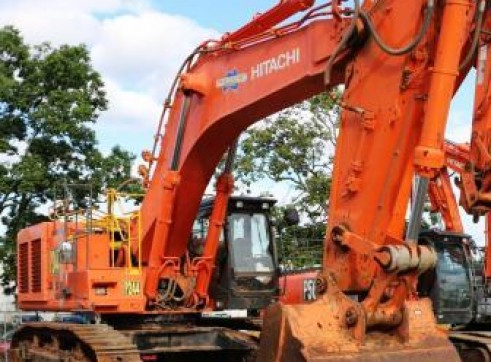 67T Hitachi ZX670LCH-3 Tracked Excavators