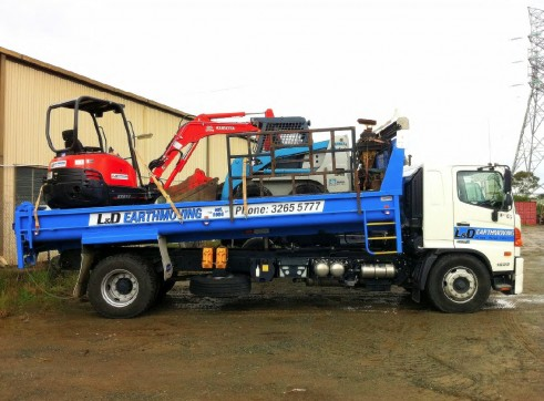 6m Tippers