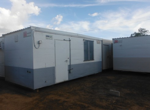 6m x 3m site office crib room lunch room 1