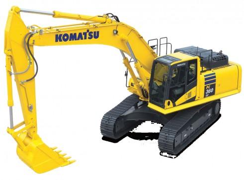 6T-15T Excavators 2
