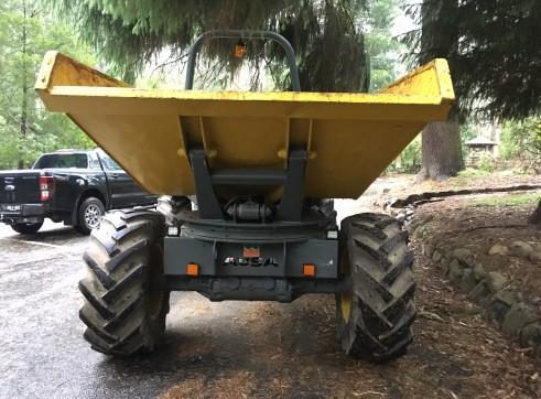 6T 4WD Articulated Dump Truck 2