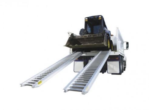 6t Loading Ramps - Aluminium
