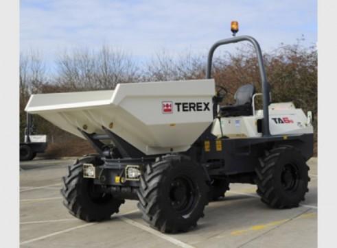 6T Terex Site Dumpers 1
