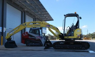 6T VR055 Yanmar Excavator - Mine Spec - Late Model - Many Available 1