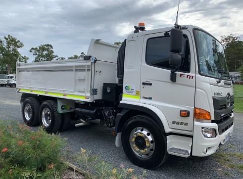 6x4 10m3 Tipper Truck 1