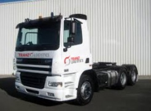 6x4 Day Cab Prime Movers 1