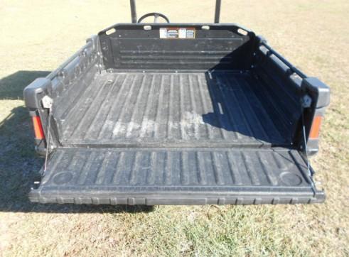 6x4 John Deere UTV w/500L - diesel, water, spray rig & fire fighting 4