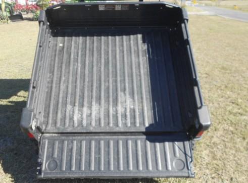 6x4 John Deere UTV w/500L - diesel, water, spray rig & fire fighting 5