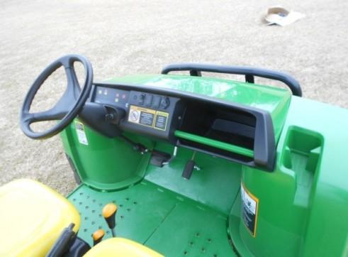 6x4 John Deere UTV w/500L - diesel, water, spray rig & fire fighting 6