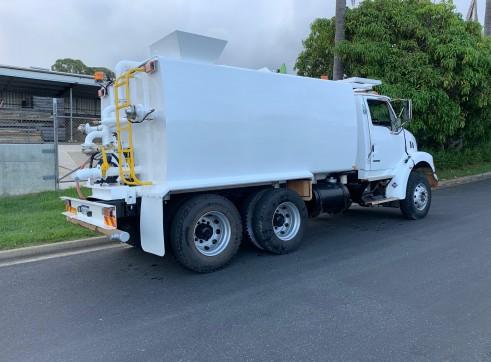 6x4 Water Cart - 15,000Ltr  Civil Spec 3