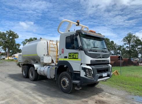 6x6 Fuel Truck - 2