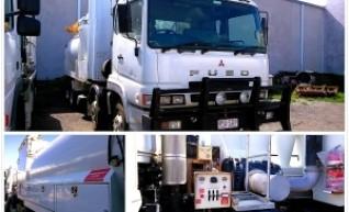 7,000L Kingvac Vacuum Excavation Truck 1
