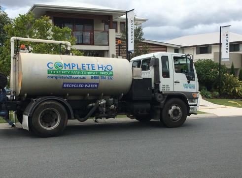 7,500Ltr Water Truck Hino Ranger FG Series 3
