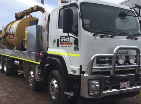 7 x 8,500L Vacuum Excavation Trucks 3