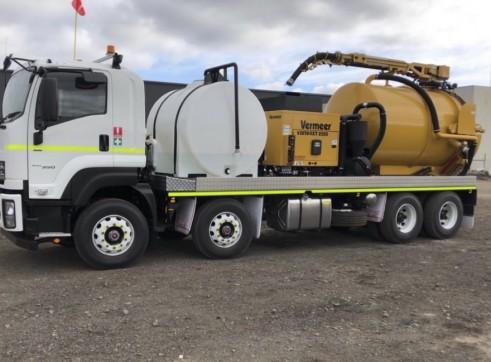 7 x 8,500L Vacuum Excavation Trucks 4