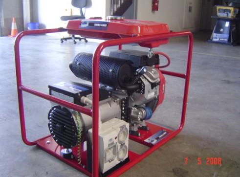 7.5KVA Generator 1