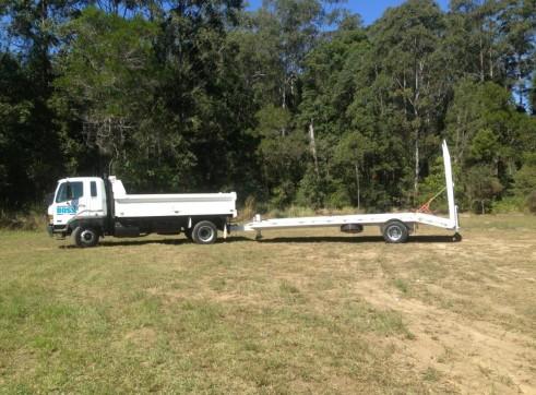7.5T Tipper Truck 3