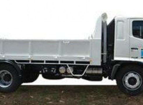 7.5T Tipper Truck 4