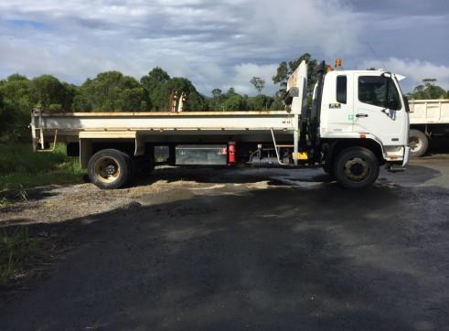 7.5T Tipper Truck 2