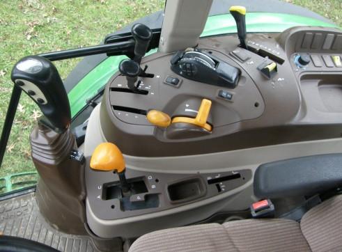72HP John Deere 5620 Tractor & Loader  2