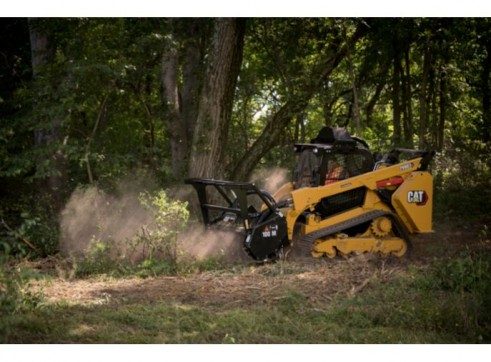 100HP Skid Steer / Bobcat / Posi-track 1