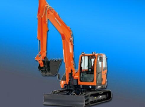 8 Ton Kubota Excavator
