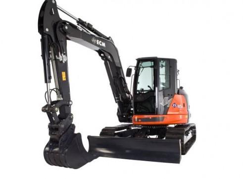 8.5T ECM ES 85 U Excavator 1