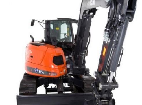 8.5T ECM ES 85 U Excavator 2