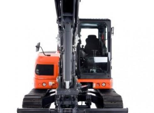 8.5T ECM ES 85 U Excavator 6