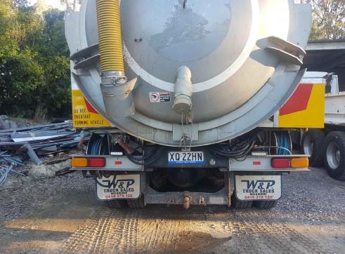 8000L Vacuum Excavation Truck 10