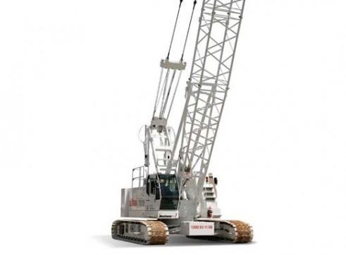 80T Manitowoc 8500 Crawler Crane 2