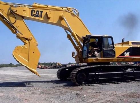 82T Caterpillar 375 Excavator 1