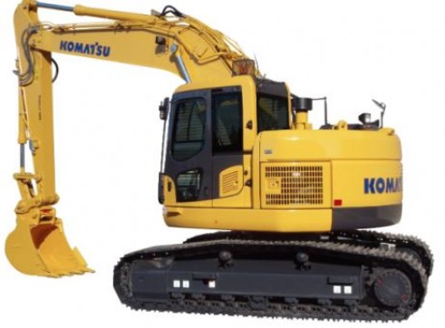 8T  Komatsu PC78MR Zero Excavator