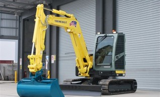8T VR080 Yanmar Excavator - Mine Spec - Late Model - Many Available 1