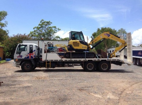 8T VR080 Yanmar Excavator - Mine Spec - Late Model - Many Available 2