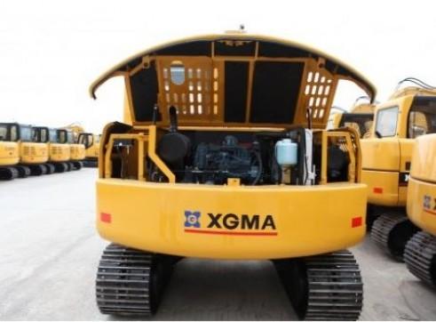 8T XG809E Excavator 5