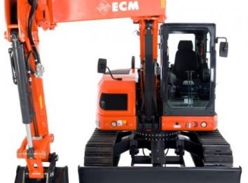 9.5T ECM ES95 UR Excavator 2