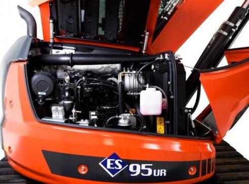 9.5T ECM ES95 UR Excavator 5