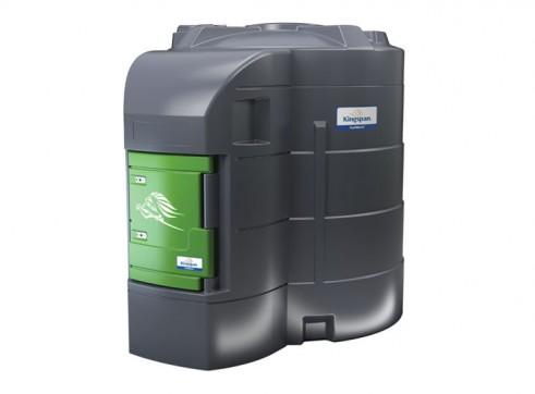 9000 Litre FuelMaster  Fuel Storage & Dispensing Tank 1
