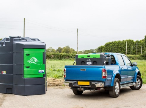 9000 Litre FuelMaster  Fuel Storage & Dispensing Tank 3