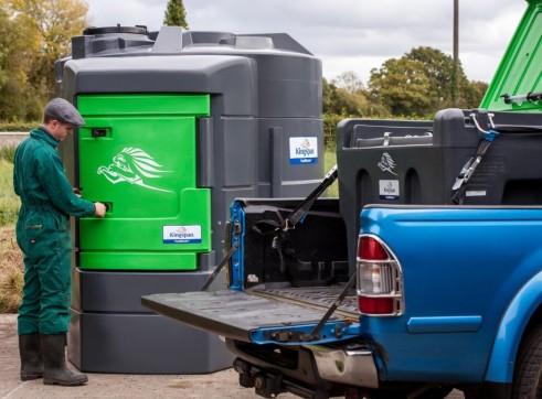9000 Litre FuelMaster  Fuel Storage & Dispensing Tank 4