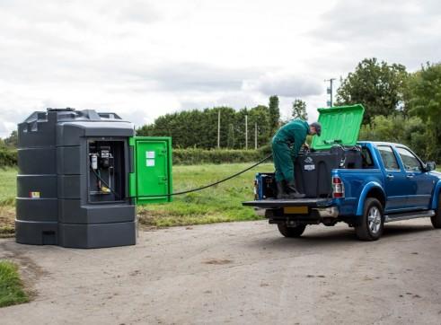 9000 Litre FuelMaster  Fuel Storage & Dispensing Tank 5