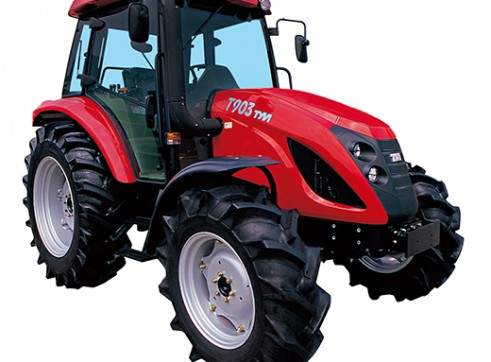 90HP 4WD T903S TYM Tractor 1