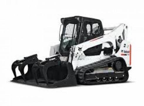 90HP Bobcat T770 Posi-Track