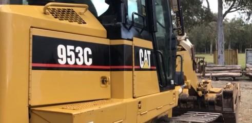 953c Drott crawler loader 4
