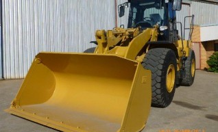 962G CAT WHEEL LOADER 1