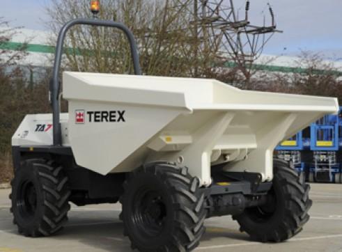 9T Terex Site Dumpers