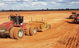 A1 7 x  Case STX 600 & 500 Tractors and scoops 1